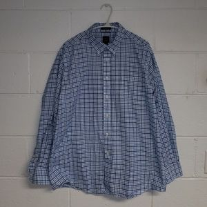 Dockers battery and street classic fit dress shirt